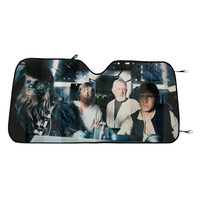 Star Wars Millennium Falcon Accordion Sunshade