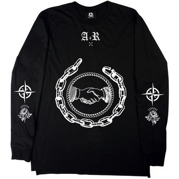 BLACK UNITY LONG SLEEVE