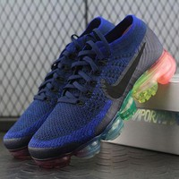 ONETOW Nike Air VaporMax Vapor Max 2018 Flyknit Men Women Betrue SG Sport Running Shoes 883274-400