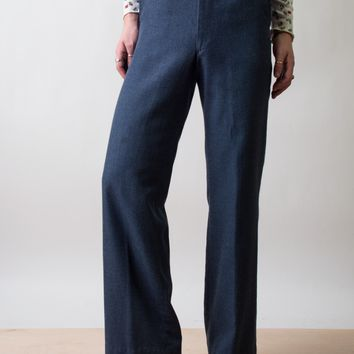 70's Flared Trousers