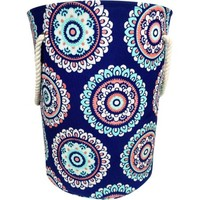 Mainstays Canvas Laundry Hamper with Rope Handles - Walmart.com