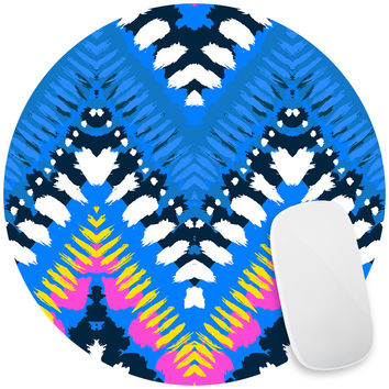 Hippie Chevron Mouse Pad Decal