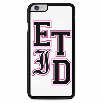 Every Time I Die Varsity Letters iPhone 6 Plus / 6S Plus Case