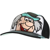 Alice In Wonderland - Mad Hatter Big Face Fitted Cap