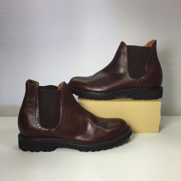 Wolverine Men's Brown Cromwell Chelsea Boot, Size 10M