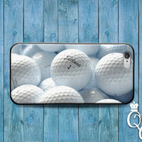 iPhone 4 4s 5 5s 5c 6 6s plus iPod Touch 4th 5th 6th Generation Cool Phone Custom Cover Golf Ball Cute Sporty Sport Retire Retired Fun Case