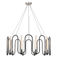 Continuum 10 Light Chandelier