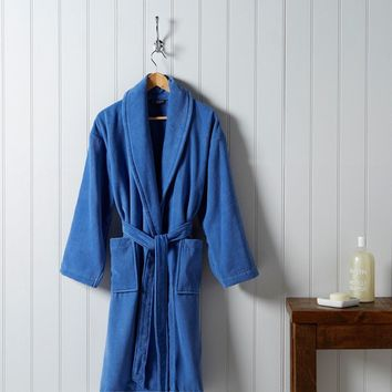 Christy 100% Cotton Supreme Velour Terry Robe