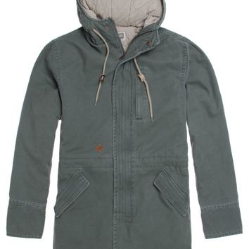 Altamont Warrx Parka Jacket - Mens Jacket - Green