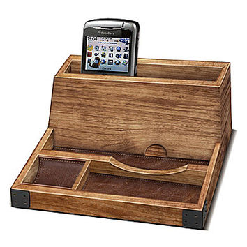 Berkshire Vintage Smartphone and Tablet Charging Valet