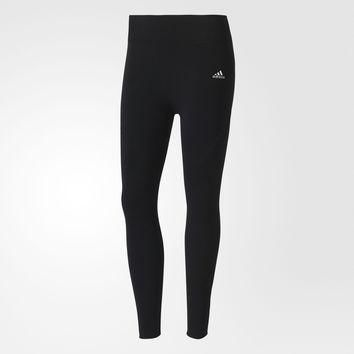 adidas Women's Warp-Knit Tights - Black | adidas Canada