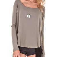 House of Harlow 1960 Aya Top