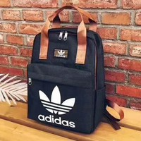 Adidas Casual Sport Laptop Bag School Bag Shoulder Backpack H-JJ-MYZDL