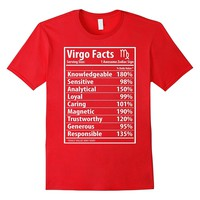 Virgo Facts - Funny Virgo Zodiac Women T Shirt