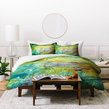 Rosie Brown Sea Fantasy Duvet Cover