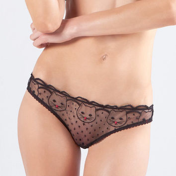Mimi Holliday: Narcissus Kitty Knicker