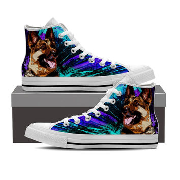 German Shepherd Shoes
