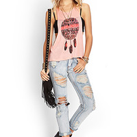 Dreamcatcher Muscle Tee