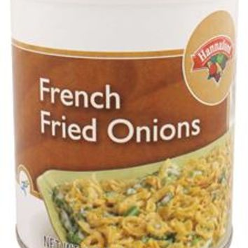 Hannaford Fried Onions | 6 Oz. | Other Canned Vegetables