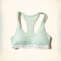 Gilly Hicks Scoop Racerback Bralette With Removable Pads | Gilly Hicks Bralettes | HollisterCo.com