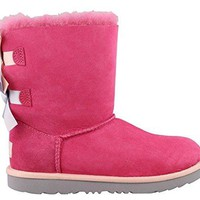 UGG Kids' K Bailey Bow II Fashion Boot