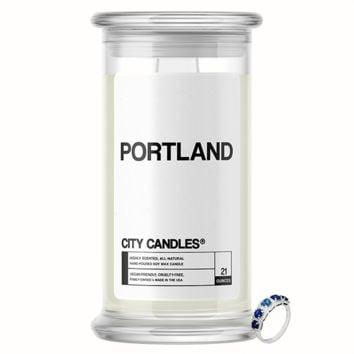 Portland City Jewelry Candle®