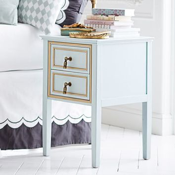 The Emily & Meritt Royal Bedside Table