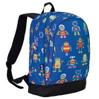 Olive Kids Robots Sidekick Backpack - 14112