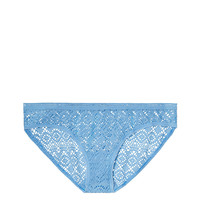 Crochet Lace Bikini Panty - Cotton Lingerie - Victoria's Secret