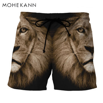 KING OF THE JUNGLE QUICK DRY BOARDSHORT