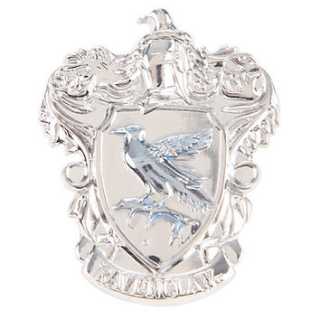 Harry Potter Ravenclaw Crest Pewter Pin