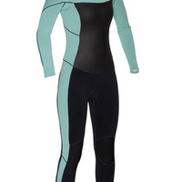 Shop Hurley Phantom 202 2mm Fullsuit in Hyper Turquoise | Jack's Surfboards