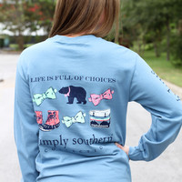 Simply Southern Long Sleeve - Bear