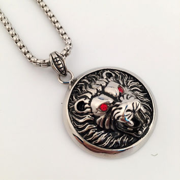 Shiny Stylish Jewelry New Arrival Gift Hip-hop Club Necklace [9095362567]