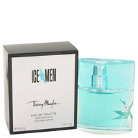 Ice Men Cologne by Thierry Mugler 1.7 oz Eau De Toilette Spray