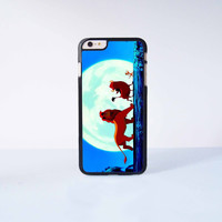 King of Lion Hakuna Matata Plastic Case Cover for Apple iPhone 6 Plus 4 4s 5 5s 5c 6