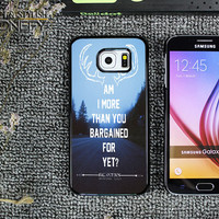 Fall Out Boy Sugar We're Going Down Lyrics Samsung Galaxy S6 Case|iPhonefy