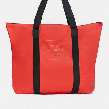 Opening Ceremony x Rains OC Exclusive Tote - WOMEN - Bags & Wallets - Opening Ceremony x Rains