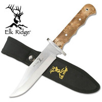 Elk Ridge Full Tang Bowie Knife