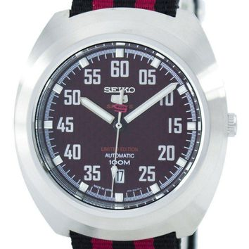 Seiko 5 Sports Limited Edition Automatic Japan Made SRPA87 SRPA87J1 SRPA87J Men's Watch