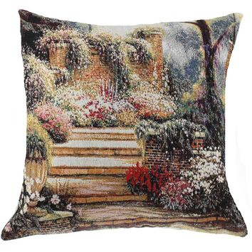 Rise Decorative Pillow Cushion Cover