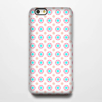Seamless Floral iPhone 6 6 Plus 5S 5C 5 4 Protective Case #229