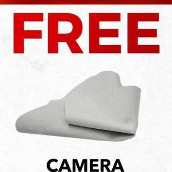 Christmas 2018 Free SC295 Camera Cleaning Cloth Gift With Purchase