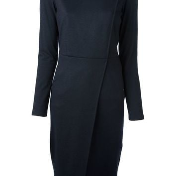 Max Mara seam detail shift dress