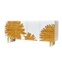 Dandelion Graphic Console - Long, Dandelion Consoles, Dandelion Cabinets & Iannone Cabinets | YLiving