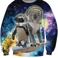 Space Pals Crewneck Sweatshirt