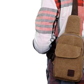 Men Backpack, waist bag