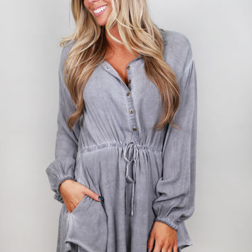 Gray Ways Dress