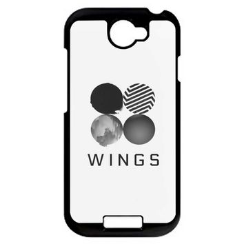 Bts Wings HTC One S Case