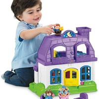 Fisher-Price Little People Happy Soun...